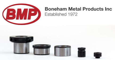 Boneham Metal Products Drill Bushings