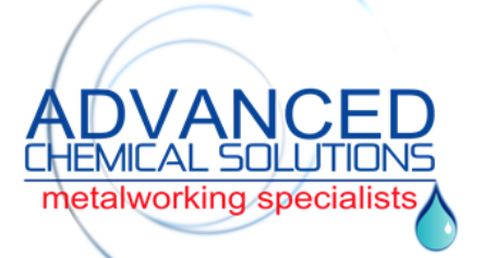 ACS Advanced Chemical Solutions Coolant Oil Logo