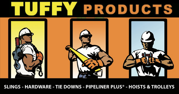 Tuffy Products Slings Tie Downs Hoists Trolleys