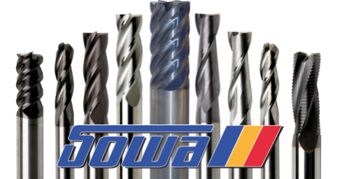 Sowa Carbide End Mills